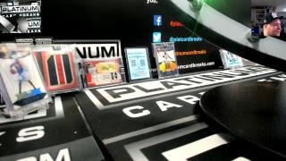 Download Platinum Card Breaks Breaking LIVE Video