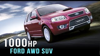Download 1000hp AWD Ford SUV | Territory turbo SLEEPER Video