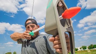 Download Nerf Bow Trick Shots | Dude Perfect Video