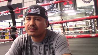 Download ROBERT GARCIA TALKS LEO SANTA CRUZ v CARL FRAMPTON & LIAM SMITH v SAUL CANELO ALVAREZ Video