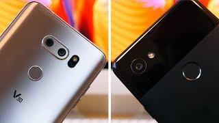 Download LG V30 vs Google Pixel 2 XL Video