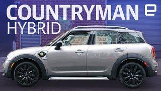 Download Mini Cooper S E Countryman ALL 4 Hybrid | Hands-On Video