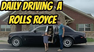 Download Here's Everything I Love About the Cheapest Rolls Royce Phantom (And Everything I Hate) Video