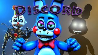 Download [SFM] [FNaF] ″Discord″ by Eurobeat Brony (Remix by The Living Tombstone) Video