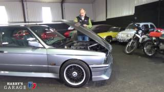 Download BMW E30 M3 real-world review Video