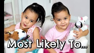 Download Who Is Most Likely To... (Twin Edition, Second Edition) - itsMommysLife Video