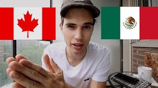 Download How Canadians and Mexicans are DIFFERENT... Video