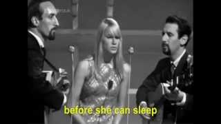 Download Peter, Paul and Mary - Blowing in the Wind Video