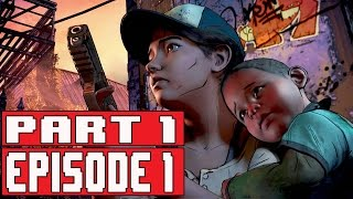 Download The Walking Dead New Frontier Episode 1 Gameplay Walkthrough Part 1 (1080p) - No Commentary Video
