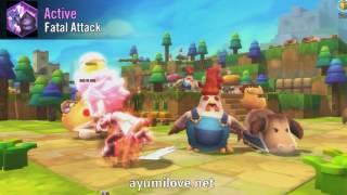 Download Ayumilove MapleStory2 Assassin Skills (2016) Video