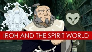 Download How Iroh got into the Spirit World? THEORY [Avatar the Last Airbender l Legend of Korra] Video