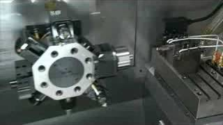 Download LNT-S 11-axis CNC w/ live tools & back machining Video