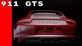 Download 2017 Porsche 911 GTS Commercial Trailer Video