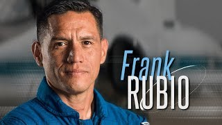 Download Frank Rubio /NASA 2017 Astronaut Candidate Video