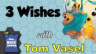 Download 3 Wishes Review - with Tom Vasel Video