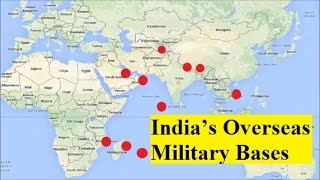 Download India's Overseas Military Bases across the World Video