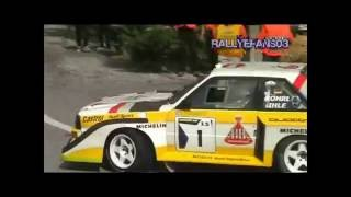 Download Audi Quattro S1 Tribute Video