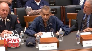 Download WATCH: NYPD veteran on 69th round of chemo makes plea to Congress for 9/11 victims fund Video