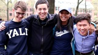 Download Yale Class of 2021 Inside Look: Bulldog Days Video