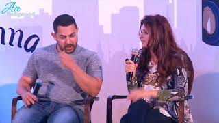 Download Akshay and Aamir making fun of Twinkle Khanna Video