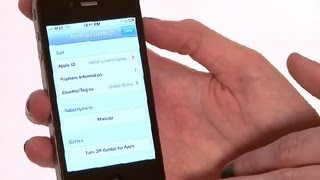 Download How to Find Hidden Applications on an iPhone : iPhone Basics Video