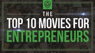 Download Top 10 Movies for Entrepreneurs Video
