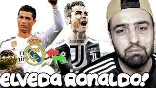 Download REAL MADRİD DEN RONALDO YA AĞLATAN VEDA KLİBİ ! Video