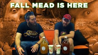 Download Pumpkin Spice and Maple | Fall Mead Bottling Video