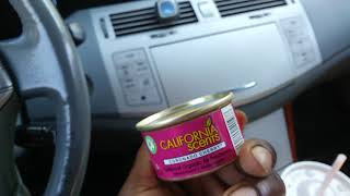 Download Best car air fresheners California scents vs febreze air freshener Video