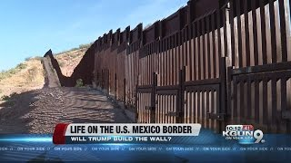 Download Will President-Elect Trump build a wall between the U.S. and Mexico? Video