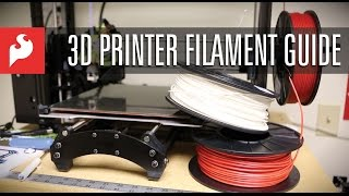 Download SparkFun 3D Printer Filament Guide Video