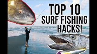 Download BEST Top 10 Surf Fishing Tips (Catch More Fish From The Surf) Video