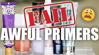 Download WORST LUXURY PRIMERS | Save Your Money !!! Video