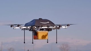 Download Amazon Testing Drone Delivery System Video