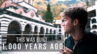 Download This Was Built 1,000 YEARS AGO | Rila Monastery, Bulgaria 🇧🇬 Video