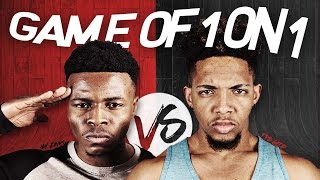 Download 1 on 1: Tre vs J.Jones | PART 2 Video