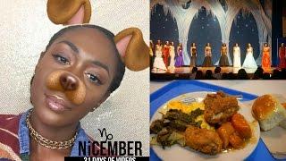 Download Alpha Week & Fried Chicken Wednesday | College Vlog #11 Video