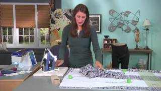 Download Learn how to make leggings on It's Sew Easy with Angela Wolf (1308-1) Video