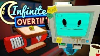 Download JOB BOT'S LATE NIGHT MELTDOWN - Job Simulator VR (Infinite Overtime) #9 Video