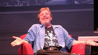 Download Mark Hamill does Joker and Luke Skywalker voice dialogue at Star Wars Weekends 2014 Video