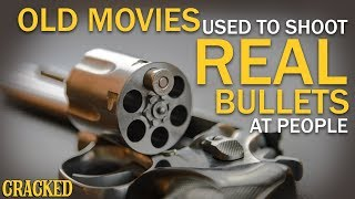 Download Old Movies Used To Just Shoot Real Bullets At People Video