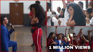 Download Amazing Flashmob Marriage Proposal for Rashmi Jathan Video