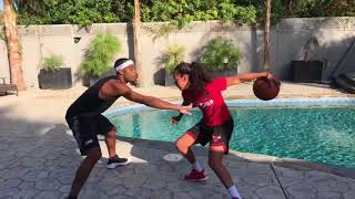 Download When hooping with Bae becomes too serious. Video