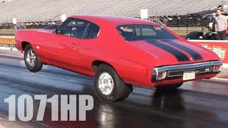 Download 1071hp - 9 Second Chevelle SS Video