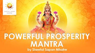 Download Powerful Prosperity Mantra seed Video