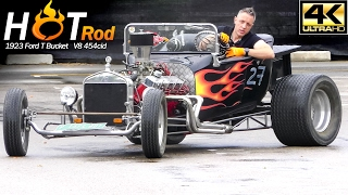 Download Amazing Hot Rod Sound V8 too LOUD | car in detail + Big engine Startup, Acceleration ! Video
