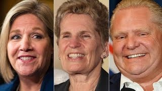 Download Ontario Leaders' Debate Video