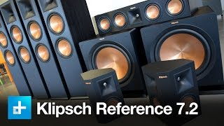 Download Klipsch Reference Premiere 7.2 Surround Sound System - Review Video