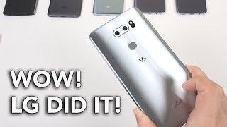 Download LG V30: IMPRESSIVE || In-Depth Hands On Review! Video