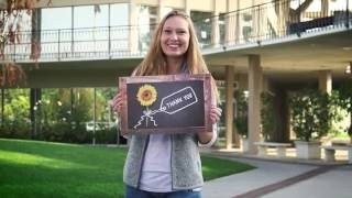Download Whiteboard Thank You to HIU and Donors Video